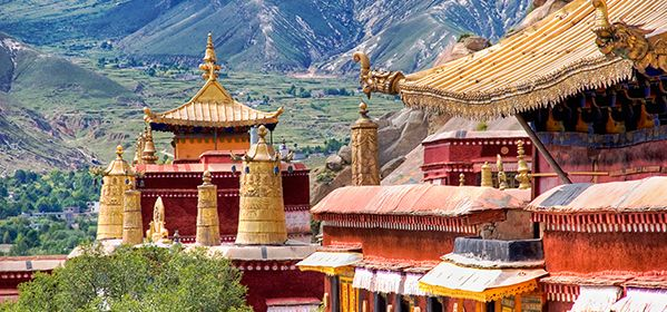 Lhasa Temples