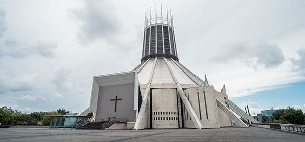 Cathedrale metropolitaine de Liverpool