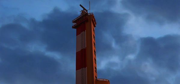 Madras Light House
