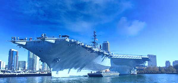 Midway Carrier