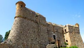 Mont Alban Fortress