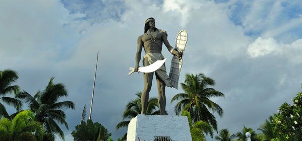 Monument of Lapu lapu
