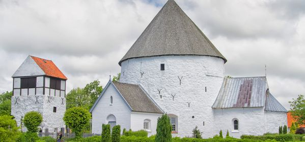 Nylars Round Church (Rundkirke)