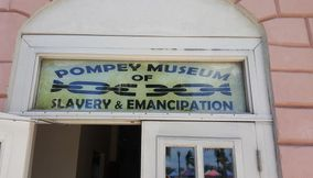 Pompey Museum of Slavery Emancipation