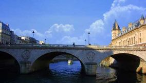 Pont Saint Michel Saint Michel Bridge