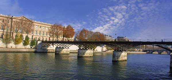 Pont des Arts Arts Bridge