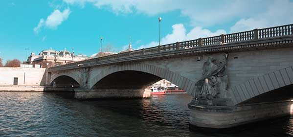 Pont des Invalides Invalides Bridge