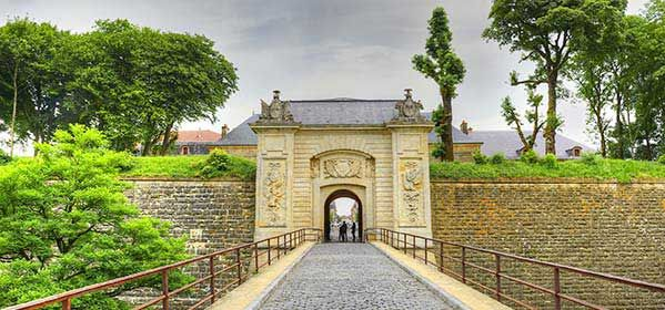 Porte de France the Fortress of Vabaun Longwy