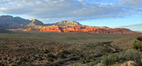 Red Rock Canyon Open Space