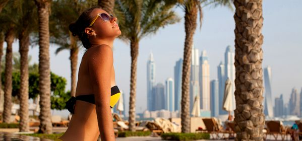 Relaxing Spas in Dubai