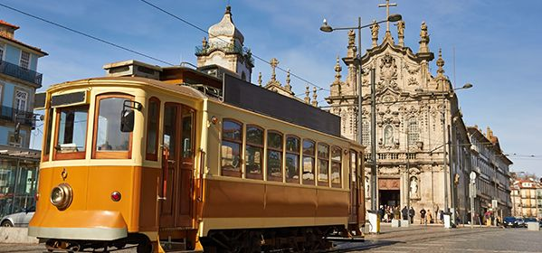 Ride on the Old Trams