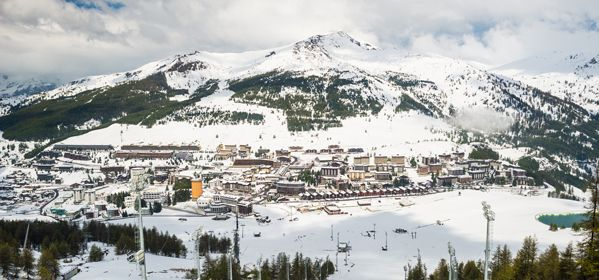 Sestriere and Val Chisone