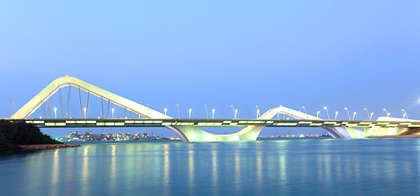 Sheikh Zayed Bridge