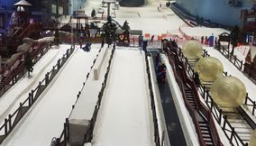 Ski Dubai Emirates Mall