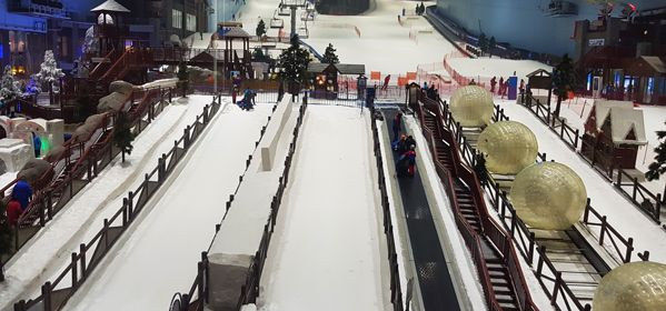Ski Dubai (Emirates Mall)