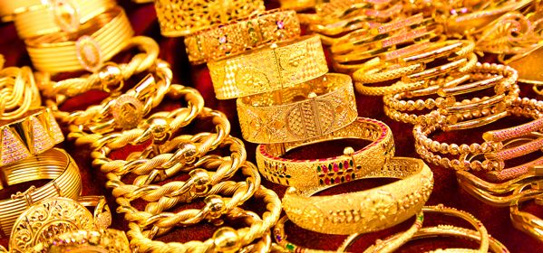 Souks Gold Spice and Textile