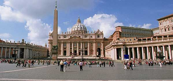 St Peter s Square