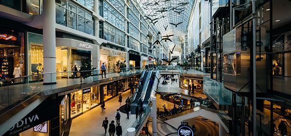 The Eaton Centre