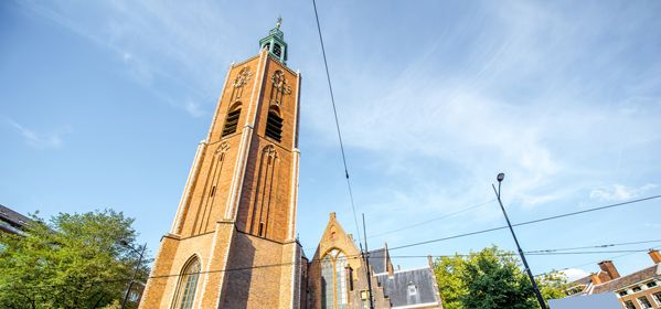 The Grote of Sint Jacobskerk