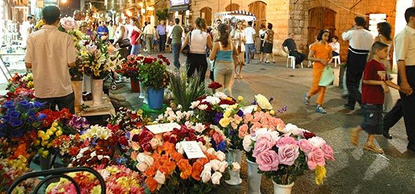 The Old Souk of Jounieh