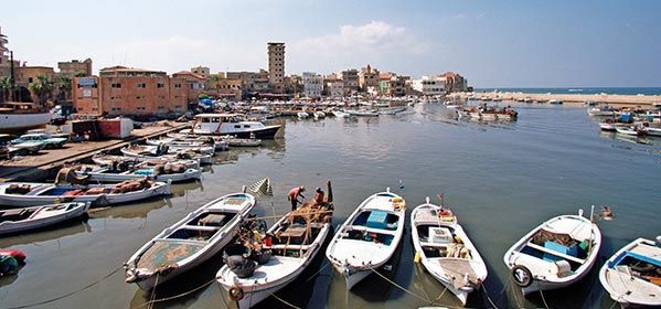 The Port of Tyre