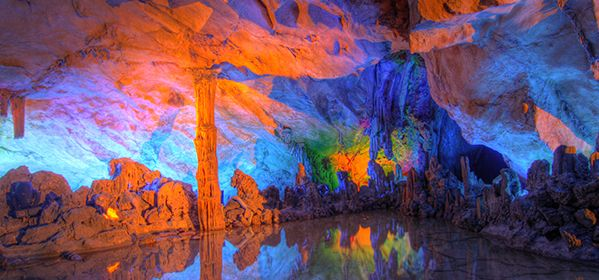 The Seven Star Cave and Park