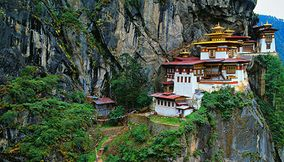 The Tiger s Nest