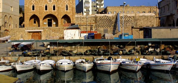 The Old Port Al Mina