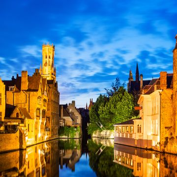 Things to do in Bruges