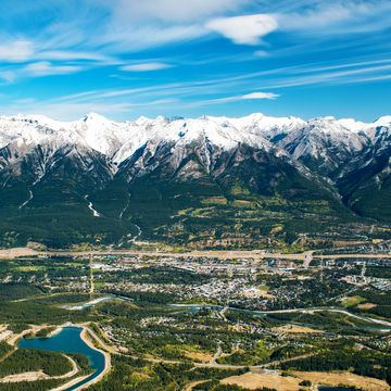 Things to do in Canmore ALBERTA
