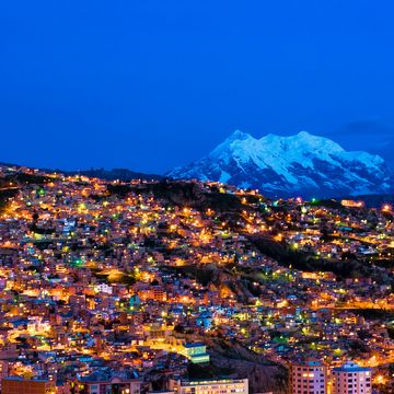 Things to do in La Paz