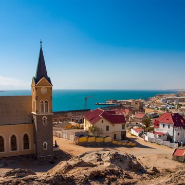 Things to do in Luderitz