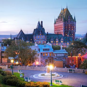 Que faire a Quebec city