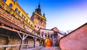 Things to do in Sighisoara