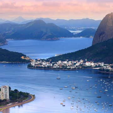 Top Destinations in Brazil