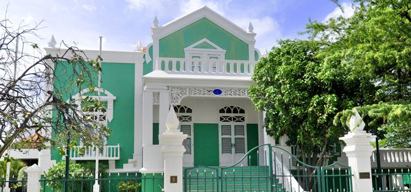 Typical Caribbean Architecture