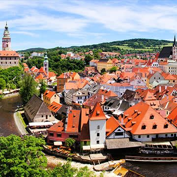 Things to do in Český Krumlov