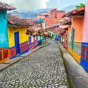 Things to do in Colombia