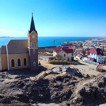 Things to do in Lüderitz