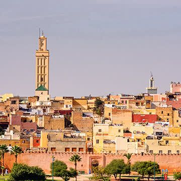 Things to do in Meknes