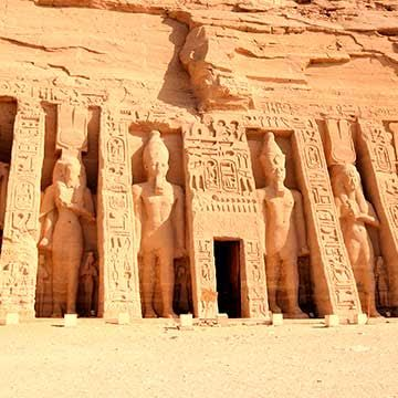Things to do in Nubia