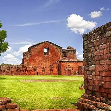 Things to do in Paraguay