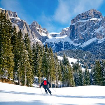 Top Ski Destinations in Italy