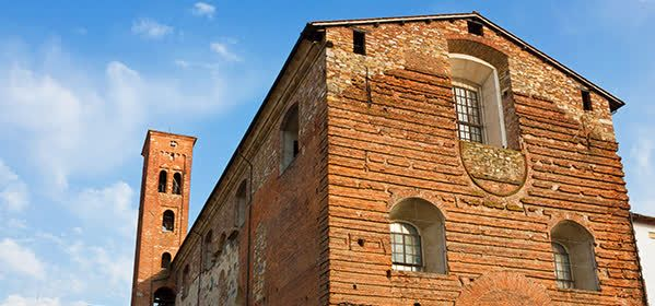 Things to do in Lucca -  Church of San Romano