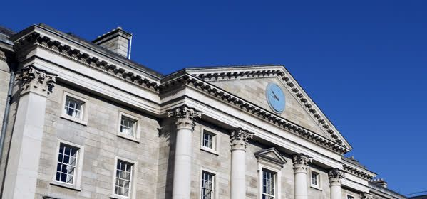 Things to do in Dublin -  Trinity College and College Green