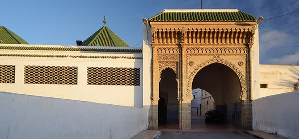 Things to do in Rabat - Abul Hassan Medersa