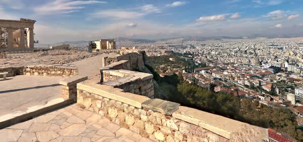 Things to do in Athens - Acropolis Panorama