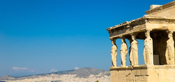 Things to do in Athens - Acropolis Porch Of The Caryatids