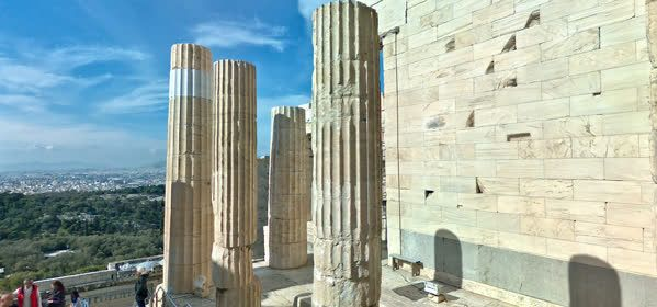 Things to do in Athens - Acropolis Propylaea