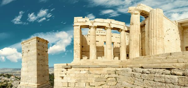 Things to do in Athens - Acropolis Temple of Athena Nike